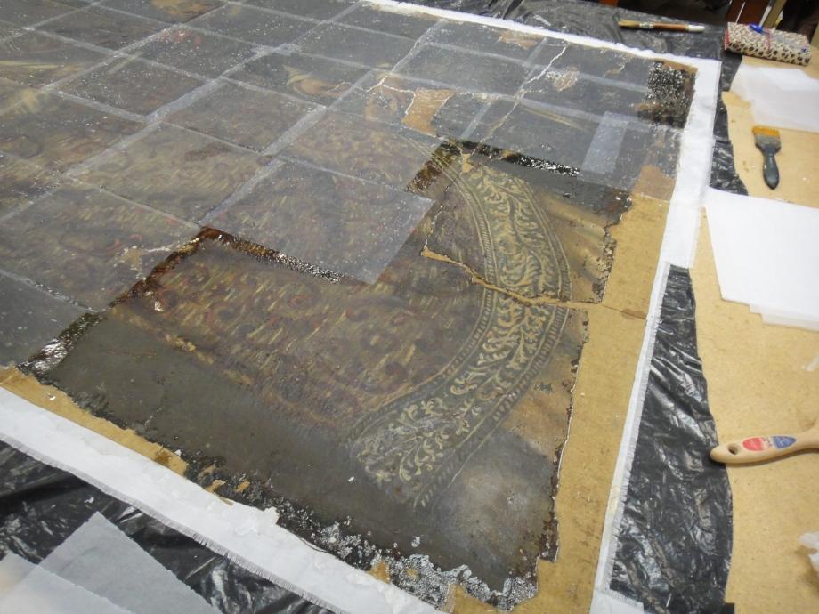 Cabecera de la sección Restauración