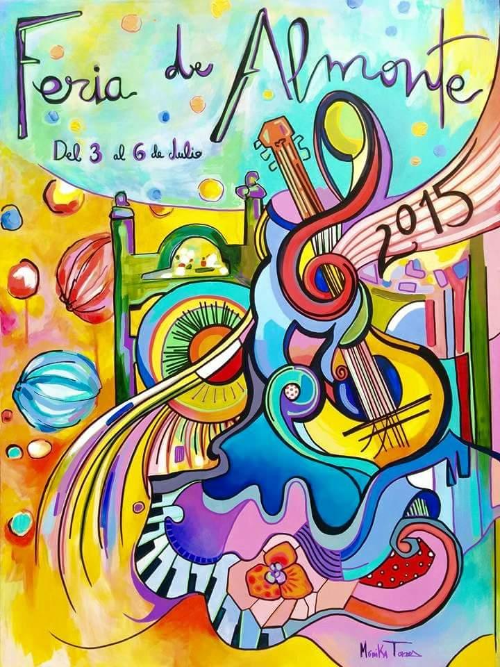 Presentación del cartel de la Feria de Almonte2015