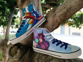 Imagen Zapatillas Vengadoras
